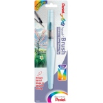 Pentel® Aquash™ Fine Point Water Brushes Small; Type: Watercolor; (model FRHFBP), price per each