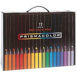 Prismacolor® Premier Art Marker 72-Color Set: Multi, Double-Ended, Alcohol-Based, Dye-Based, Extra Broad Nib, Fine Nib, (model BP72S), price per set