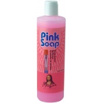 Mona Lisa™ Pink Soap Brush Cleaner 12oz; Size: 12 oz; (model PS12), price per each