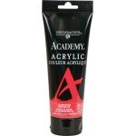 Grumbacher® Academy® Acrylic Paint 200ml Cadmium Red Medium Hue: Red/Pink, Tube, 200 ml, Acrylic, (model GBC029P200), price per tube