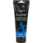 Grumbacher® Academy® Acrylic Paint 200ml Cobalt Blue Hue: Blue, Tube, 200 ml, Acrylic, (model GBC049P200), price per tube