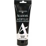 Grumbacher® Academy® Acrylic Paint 200ml Mixing White: White/Ivory, Tube, 200 ml, Acrylic, (model GBC248P200), price per tube