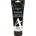 Grumbacher® Academy® Acrylic Paint 200ml Titanium White: White/Ivory, Tube, 200 ml, Acrylic, (model GBC212P200), price per tube