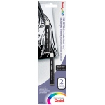 Pentel Pocket Brush Pen: Ink Refill, Pack of 2
