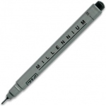 Zig Memory System Millennium Pen: 0.05 Tip, Individual, Black