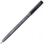 Copic® Multiliner (Disposable) Pen Black .8mm; Color: Black/Gray; Ink Type: Pigment; Tip Size: .8mm; Tip Type: Fine Nib; (model MLB08), price per each