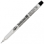 Alvin® TechLiner Technical Drawing Marker .2mm; Color: Black/Gray; Tip Size: .2mm; Tip Type: Fine Nib; Type: Technical; (model TL02), price per each