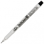 Alvin® TechLiner Technical Drawing Marker .4mm; Color: Black/Gray; Tip Size: .4mm; Tip Type: Fine Nib; Type: Technical; (model TL04), price per each