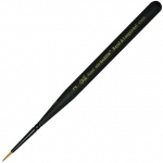 Royal & Langnickel Best Mini Majestic Taklon Watercolor and Acrylic Brush: Round, Size 20/0