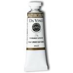Da Vinci Artists' Watercolor Paint 37ml Raw Umber Naphthol: Brown, Tube, 15 ml, Watercolor, (model DAV274-1F), price per tube