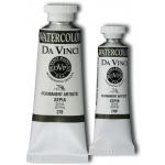 Da Vinci Artists' Watercolor Paint 37ml Sepia: Brown, Tube, 37 ml, Watercolor, (model DAV278), price per tube