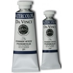 Da Vinci Artists' Watercolor Paint 15ml Prussian Blue: Blue, Tube, 15 ml, Watercolor, (model DAV271F), price per tube