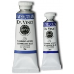 Da Vinci Artists' Watercolor Paint 15ml Ultramarine Blue: Blue, Tube, 15 ml, Watercolor, (model DAV284F), price per tube