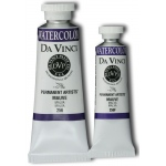Da Vinci Artist's Watercolor Paint: Mauve, 15ml Tube