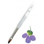 Royal & Langnickel® Soft Grip™ Sable Filbert Brush 6; Material: Sable; Shape: Filbert; Size: 6; Type: Acrylic, Oil, Watercolor; (model RSG1170-6), price per each
