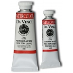 Da Vinci Artists' Watercolor Paint 15ml Rose Dore: Red/Pink, Tube, 15 ml, Watercolor, (model DAV272F), price per tube