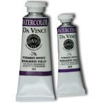 Da Vinci Artist's Watercolor Paint: Manganese Violet, 37ml Tube