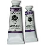 Da Vinci Artists' Watercolor Paint 37ml Manganese Violet; Color: Purple; Format: Tube; Size: 37 ml; Type: Watercolor; (model DAV254), price per tube