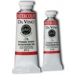 Da Vinci Artists' Watercolor Paint 37ml Quinacridone Red: Red/Pink, Tube, 37 ml, Watercolor, (model DAV271-3), price per tube