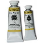 Da Vinci Artists' Watercolor Paint 37ml Cadmium Yellow Medium: Yellow, Tube, 37 ml, Watercolor, (model DAV216), price per tube