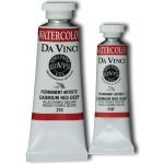 Da Vinci Artists' Watercolor Paint 37ml Cadmium Red Deep: Red/Pink, Tube, 37 ml, Watercolor, (model DAV210), price per tube