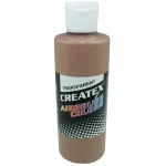 Createx™ Airbrush Paint 2oz Sand; Color: Brown; Format: Bottle; Size: 2 oz; Type: Airbrush; (model 5126-02), price per each