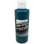 Createx™ Airbrush Paint 4oz Aqua; Color: Blue; Format: Bottle; Size: 4 oz; Type: Airbrush; (model 5111-04), price per each