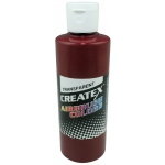 Createx™ Airbrush Paint 4oz Deep Red: Red/Pink, Bottle, 4 oz, Airbrush, (model 5124-04), price per each