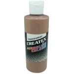 Createx™ Airbrush Paint 4oz Sand: Brown, Bottle, 4 oz, Airbrush, (model 5126-04), price per each