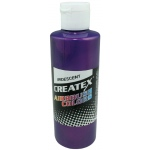Createx™ Airbrush Paint 2oz Iridescent Violet; Color: Purple; Format: Bottle; Size: 2 oz; Type: Airbrush; (model 5506-02), price per each