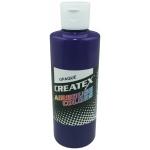 Createx™ Airbrush Paint 4oz Opaque Purple: Purple, Bottle, 4 oz, Airbrush, (model 5202-04), price per each