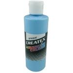 Createx™ Airbrush Paint 4oz Opaque Sky Blue: Blue, Bottle, 4 oz, Airbrush, (model 5207-04), price per each