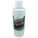 Createx™ Airbrush Paint 4oz Opaque White; Color: White/Ivory; Format: Bottle; Size: 4 oz; Type: Airbrush; (model 5212-04), price per each