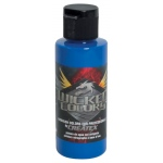 Wicked Colors™ Airbrush Paint 2oz Fluorescent Blue: Blue, Bottle, 2 oz, Airbrush, (model W028-02), price per each