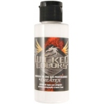 Wicked Colors™ Airbrush Paint 2oz Detail White: White/Ivory, Bottle, 2 oz, Airbrush, (model W050-02), price per each