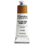 Williamsburg® Handmade Oil Paint 37ml Yellow Ochre (domestic); Color: Yellow; Format: Tube; Size: 37 ml; Type: Oil; (model 6001401-9), price per tube