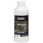 Liquitex® Matte Medium 16oz; Finish: Matte; Format: Bottle; Size: 16 oz; (model 5116), price per each