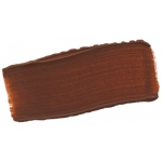 Golden® OPEN Acrylic Paint 2oz. Burnt Sienna; Color: Brown; Format: Tube; Size: 2 oz, 59 ml; Type: Acrylic; (model 0007020-2), price per tube