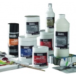Liquitex Acrylic Mediums Display Assortment A