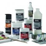 Liquitex Acrylic Mediums Display: Assortment A