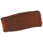 Golden® OPEN Acrylic Paint 5oz. Burnt Sienna; Color: Brown; Format: Tube; Size: 148 ml, 5 oz; Type: Acrylic; (model 0007020-3), price per tube