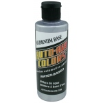 Auto-Air Colors™ Aluminum Fine Base Coat 4oz: Bottle, 4 oz, Fine, Airbrush, (model 4101-04), price per each