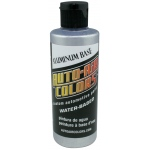 Auto-Air Colors™ Aluminum Course Base Coat 4oz: Bottle, 4 oz, Coarse, Airbrush, (model 4103-04), price per each