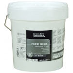 Liquitex® Pouring Medium 1 Gallon: 128 oz, Acrylic Painting, (model 5436), price per each