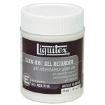 Liquitex® Slow-Dri® Gel Retarder 8oz; Size: 8 oz; Type: Acrylic Retarder, Gel; (model 125408), price per each