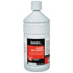 Liquitex® Soluvar® Matte Archival Removable Varnish 32oz: Matte, 32 oz, Varnish, (model L6132), price per each