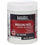 Liquitex® Modeling Paste 16oz; Size: 16 oz; Type: Texture; (model 5516), price per each