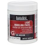 Liquitex® Light Modeling Paste 16oz; Size: 16 oz; Type: Texture; (model 6816), price per each