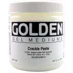 Golden® Crackle Paste 16 oz.: 16 oz, 473 ml, Texture, (model 0003557-6), price per each