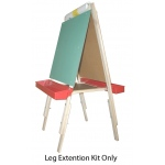 Beka Ultimate Easel: Extension Leg Kit
